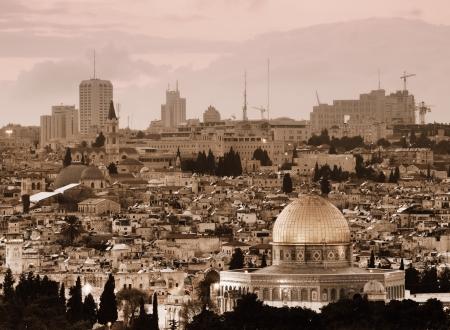 Old City of Jerusalem, Israel. Imagens - 18332299