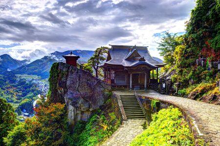 dera: Yamadera is a mountain temple
