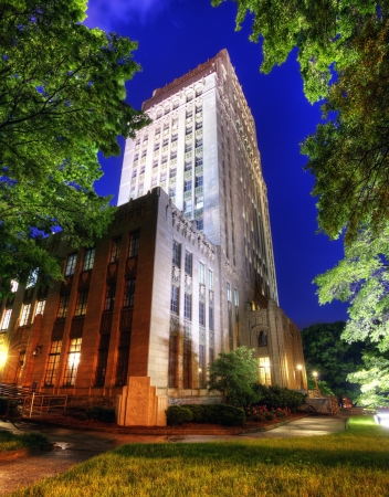 neogothic: AtlantaMAY 21: City Hall in Atlanta, Georgia, USA.