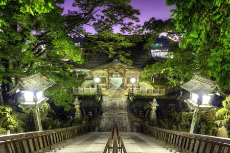 founded: Narita Shrine in Narita, Japan founded in 940 A.D.