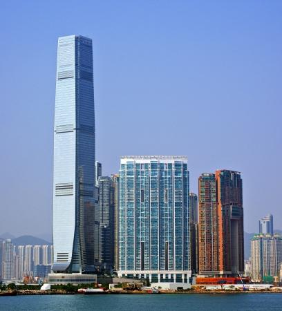 High Rises in Kowloon, Hong Kong SAR, China. photo