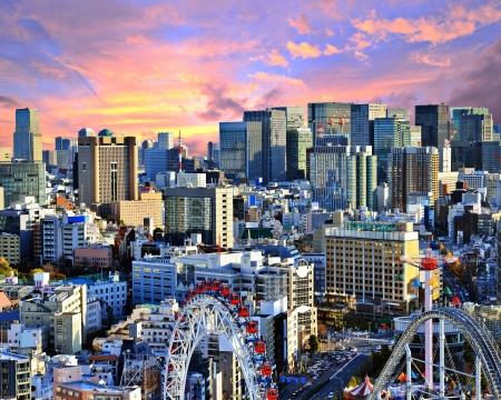 tokyo japan: Bunkyo, Tokyo, Japan, Cityscape