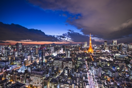 Tokyo Japan photo
