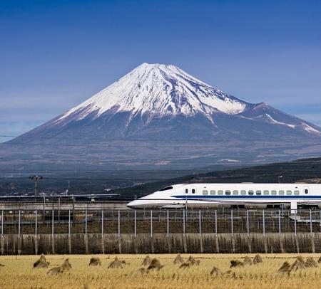 fuji san: Mt. Fuji in Japan Editorial