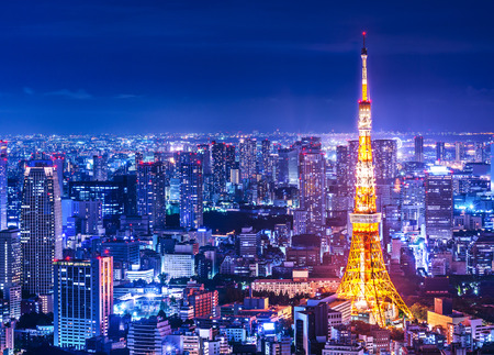 Tokyo, Japan 写真素材