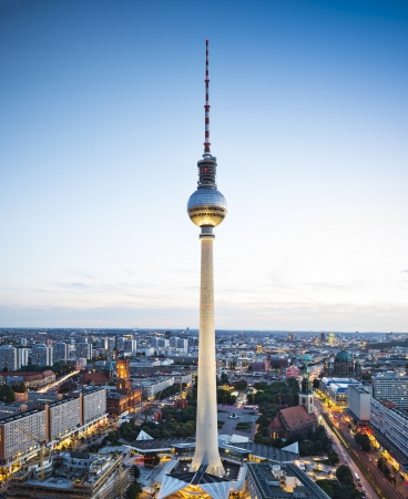 Berlin, Germany skyline photo