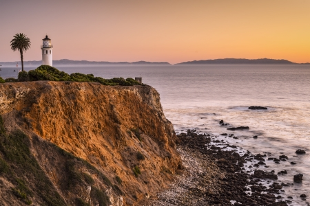 Point Vicente in Rancho Palos Verdes, Los Angeles, California. photo