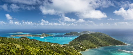 caribbean island: Virgin Gorda in the British Virgin Islands of the Carribean.