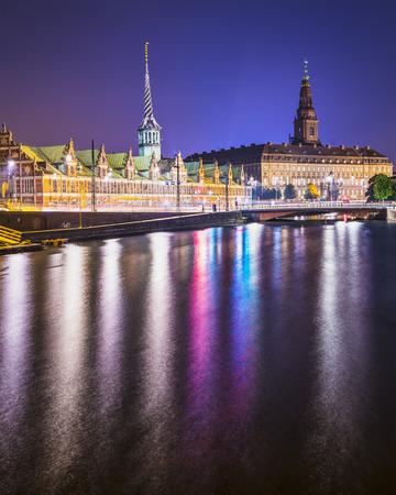 europeans: Copenhagen, Denmark at Christiansborg Palace.