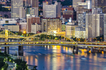 allegheny: Pittsburgh, Pennsylvania on the Allegheny River.