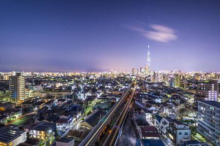 tokyo japan: Tokyo, Japan cityscape