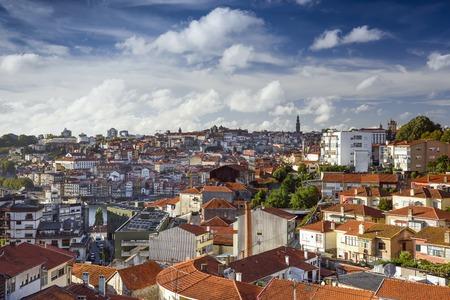 Porto, Portugal cityscape. photo