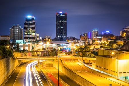 Knoxville, Tennessee, USA. Stock Photo