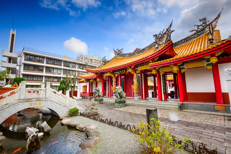 nagasaki: Cofucius Shrine in Nagasaki, Japan
