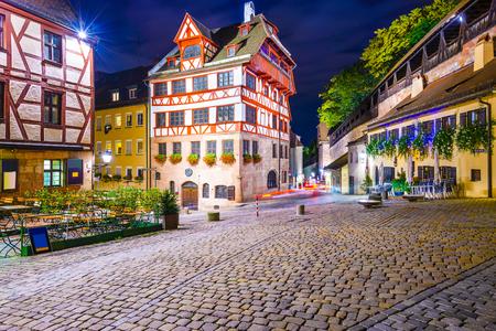 durer: la Casa di Albrecht Durer a Norimberga, Germania