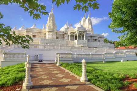 shri: Hindu Temple of Atlanta, Georgia, USA.
