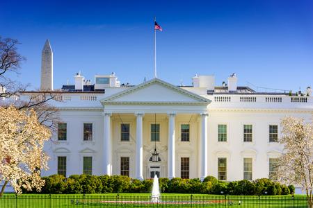 the white house: Washington, DC at the White House