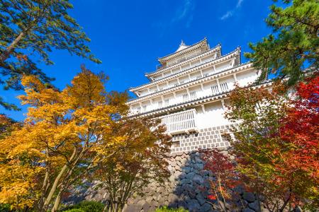 nagasaki: Shimabara Castle in Shimabara, Nagasaki, Japan.