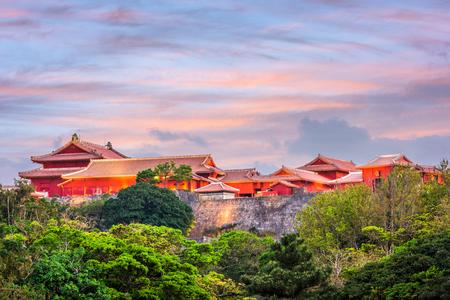 首里城、沖縄、日本