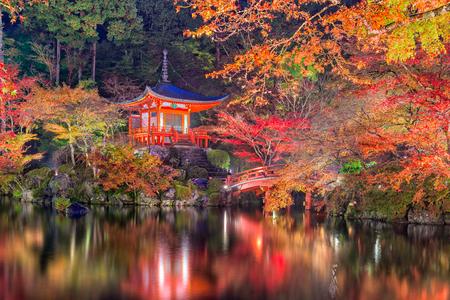 Daigo-ji Temple, Kyoto, Japan. Editorial