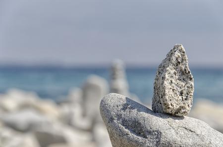 Practical demonstration of inner balance in nature