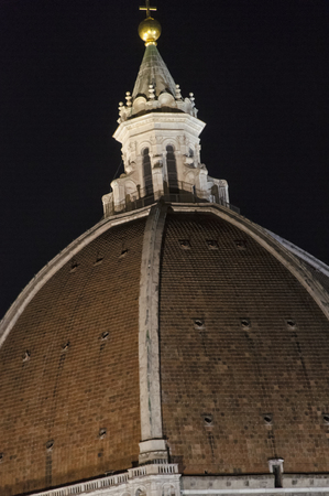 View of the cupola of Santa Maria del Fiore
