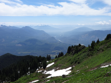 skagit: A view of the North Cascades