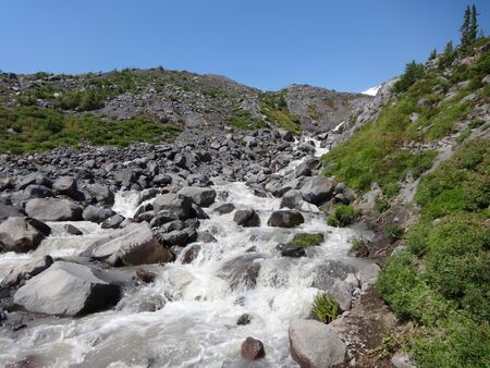 Sulphur Creek - Scott Paul Trail