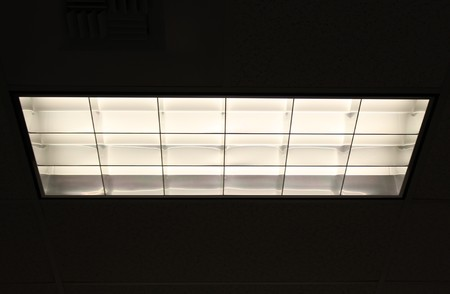 ceiling: ceiling lights