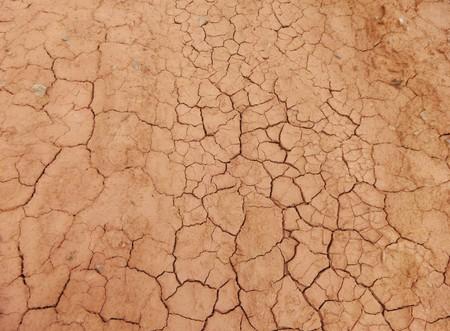 Dry land in Utah