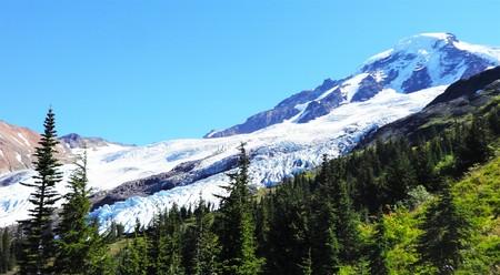 Coleman Glacier on Mount Baker