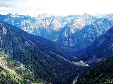 winchester: Into the North Cascade wilderness