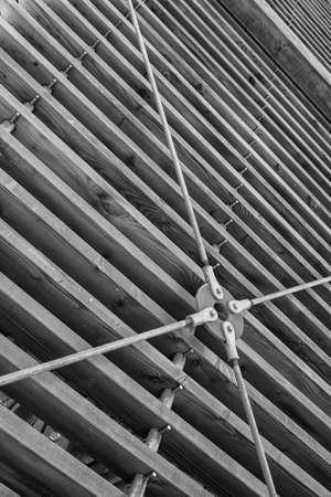 Torre di legno Archivio Fotografico