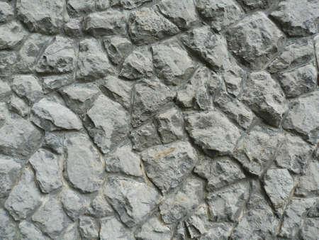 Muro di pietra trama Archivio Fotografico