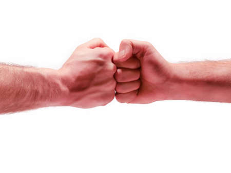 Fist Hands Stock Photo - 17150973