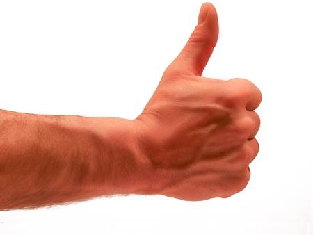 Thumbs up Maschio