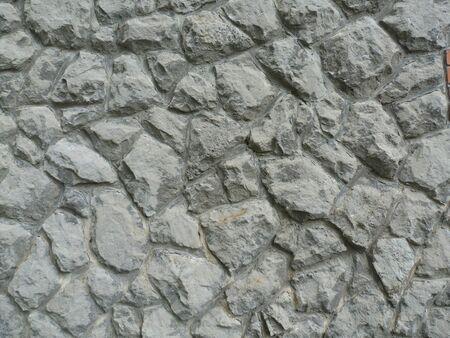 Stone wall texture Stock Photo