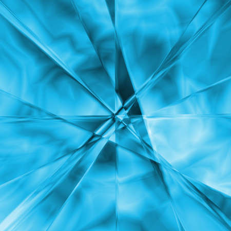 baratro: Sfondo di un baratro di ghiaccio sotto forma di cristalli