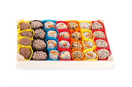 Turkish candies and sweets, tasty background Stock Photo - 16311733