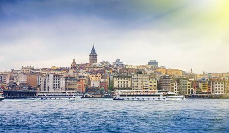 turkey: Estambul la capital de Turquía, ciudad turística del este.
