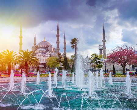Istanbul the capital of Turkey, eastern tourist city. Stok Fotoğraf - 42099192