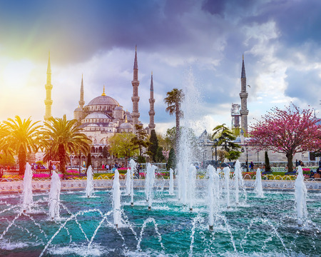 istanbul: Istanbul the capital of Turkey, eastern tourist city.