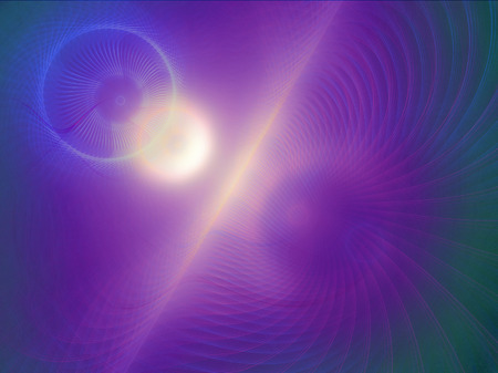 A fractal rendering of the moment of creation.