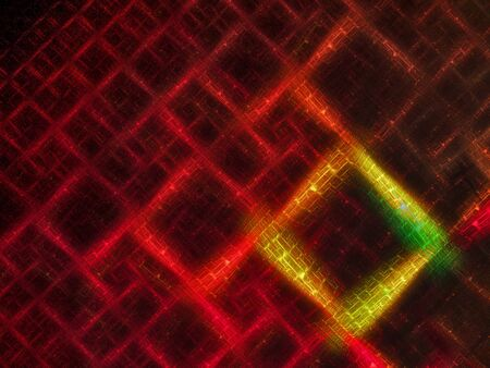 An infinite variety of square cells.