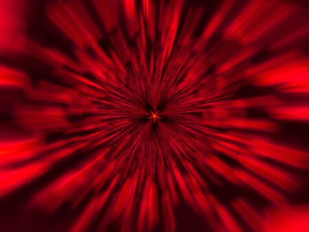 wormhole: Moving through space at an incredibly fast velocity.