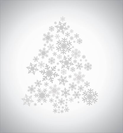 Christmas or New Years fir tree