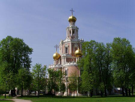 Temple de la couverture de la Vierge dans Fili (Moscou)