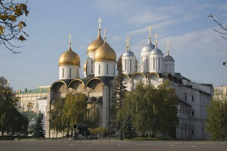 Palace Square - the Moscow Kremlin