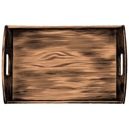 ボックス製品 スケッチ ベクター グラフィックス カラーピクチャ  イラスト・ベクター素材