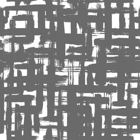 Seamless vector pattern. Stock Illustratie